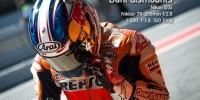 Dani Pedrosa Catalunya pit lane Honda