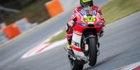 Cal Crutchlow Catalunya MotoGP Test Ducati