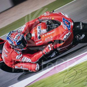 Casey Stoner Marlboro Curtain Call Ducati