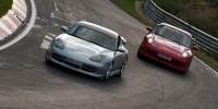 Nurburgring Porsches Nordschleife