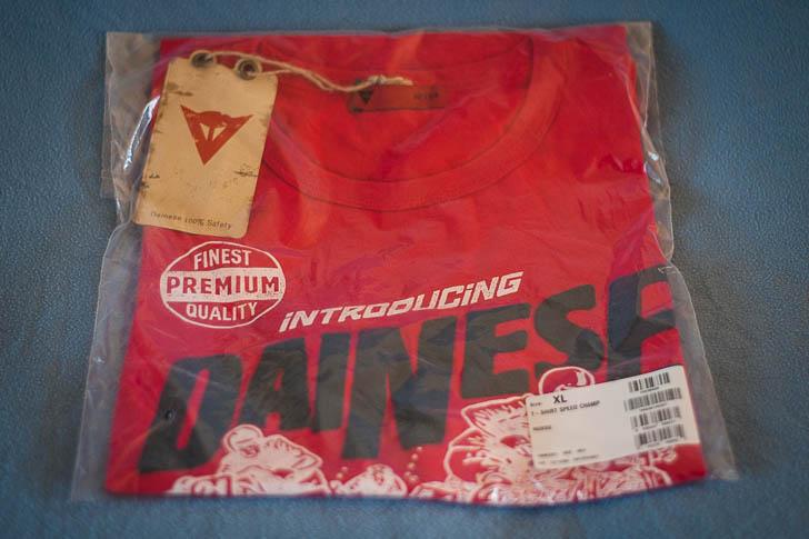 Dainese t-shirt
