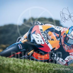 Dani Pedrosa Lukey Heights