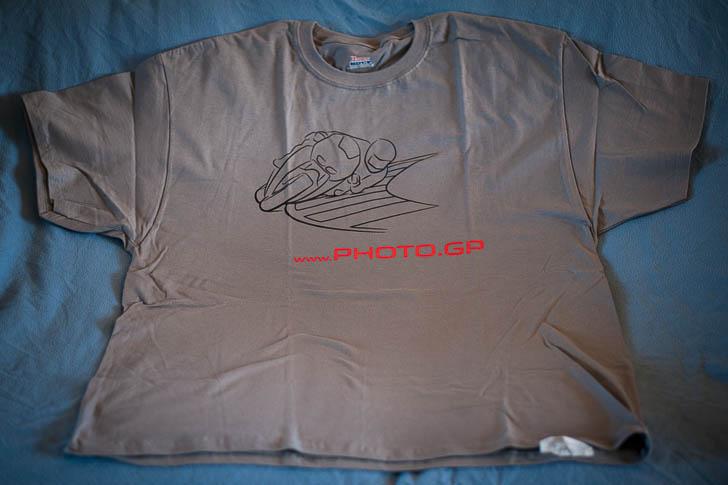 PhotoGP t-shirt