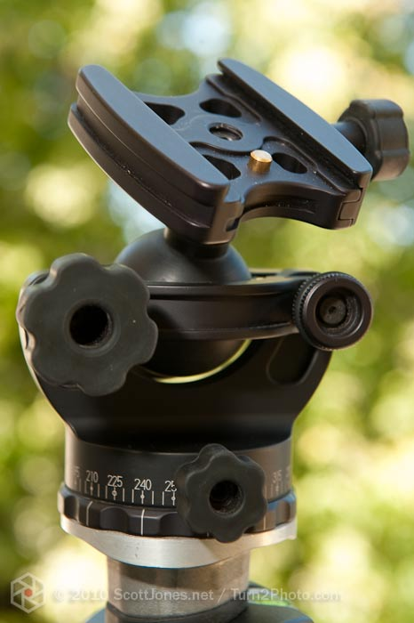 Acratech ball head