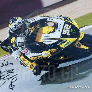 James Toseland Qatar