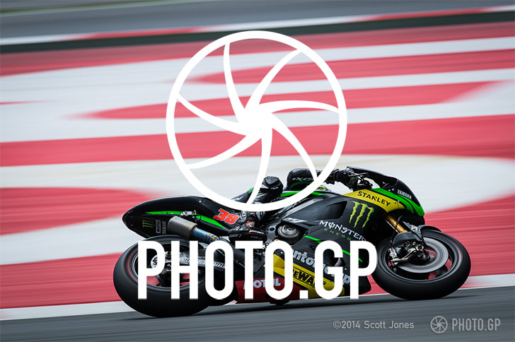 copyright overlay Bradley Smith Catalunya Yamaha