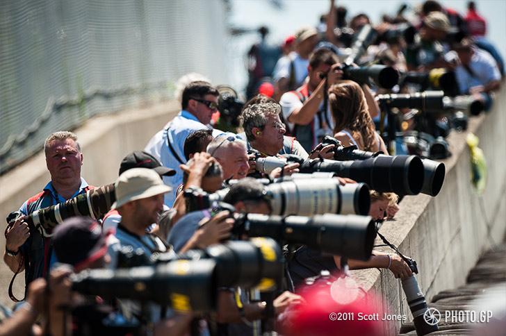 MotoGP photographers Mugello