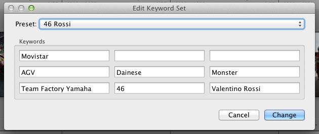 Lightroom-edit-key-word-set