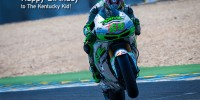 Nicky Hayden Le Mans 2014
