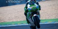 Nicky Hayden Le Mans 2014