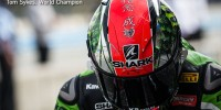 Tom Sykes in pit lane at Laguna Seca 2014