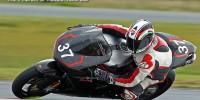 Mark Abram Mallala Superbike