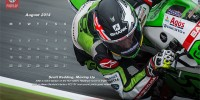 Scott Redding Gresini Honda Cataluyna