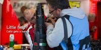 Callo ALbanese Ducati garage repair