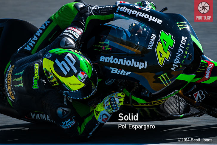 Pol Espargaro Le Mans 2014