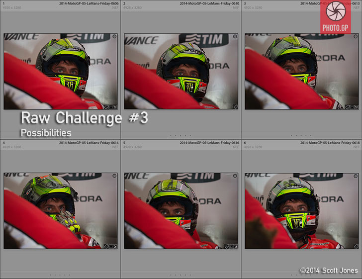 raw challenge #3