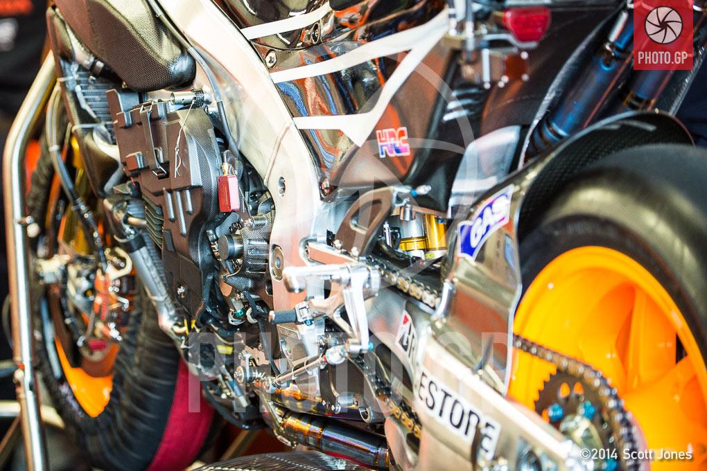 MotoGP Engines after Sepang - Photo.GP