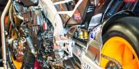 HRC Honda RC213V engine Silverstone
