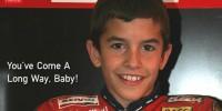 Marc Marquez 125cc RACC