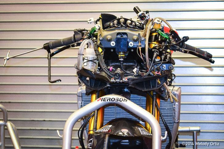Ducati Panigale WBSK Melody Ortiz