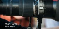 Nikon 600mm f/4 VR lens