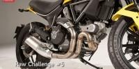 Ducati Scrambler Raw Challenge #4 Jensen Beeler
