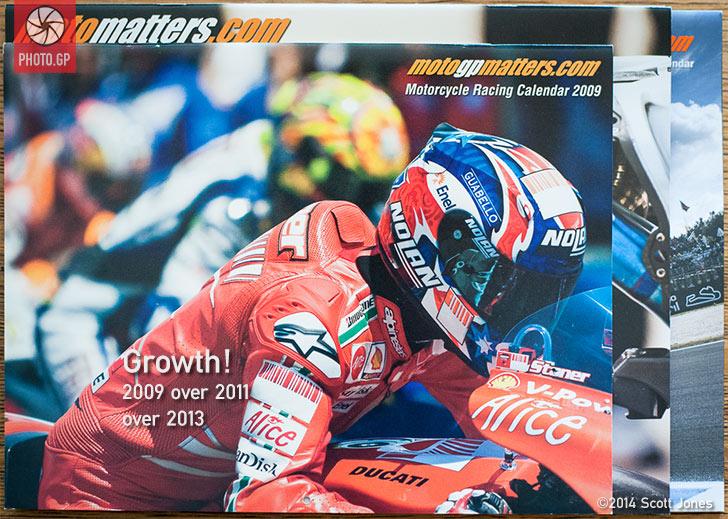 Motomatters Calendars