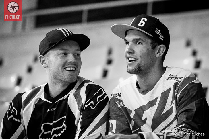 Supreprestigio 2014 Brad Baker and Bradley Smith