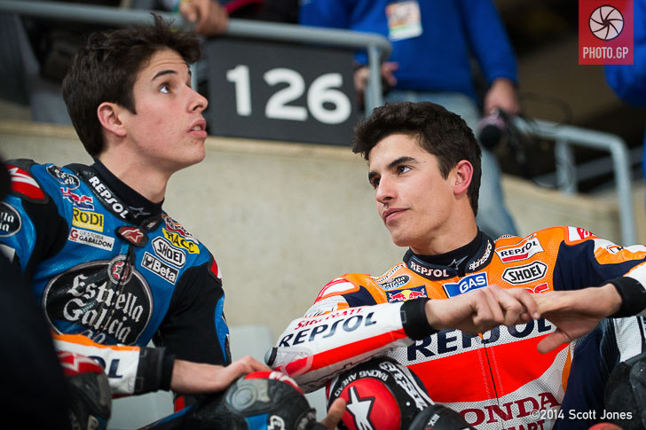 Superprestigio 2014 Marquez brothers