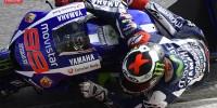 Jorge Lorenzo Movistar Yamaha Sepang Test