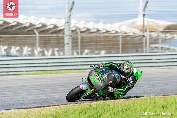 Nicky Hayden Honda MotoGP Sepang Test 2015 Darren Marlowe
