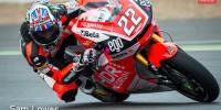 Sam Lowes Silverstone Moto2 2014 Speed Up