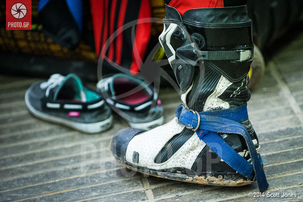 The Right Shoes Shayna Texter Flat Track Footwear