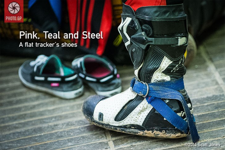 Shayna Texter steel shoe superprestigio