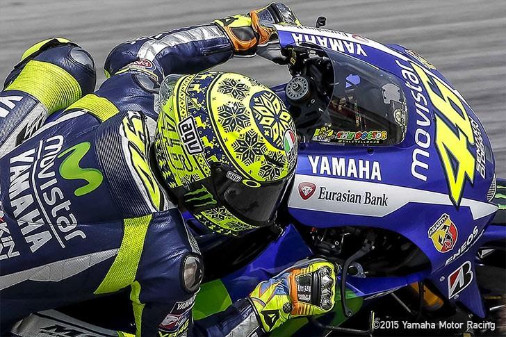 Valentino Rossi Sepang 2