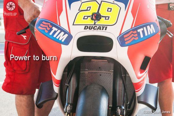 Ducati GP15 Vent Update - Photo.GP