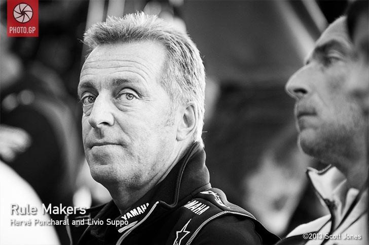 Herve Poncharal IMS MotoGP Yamaha 2013