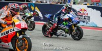 Jorge Lorenzo false start CotA 2014 Yamaha