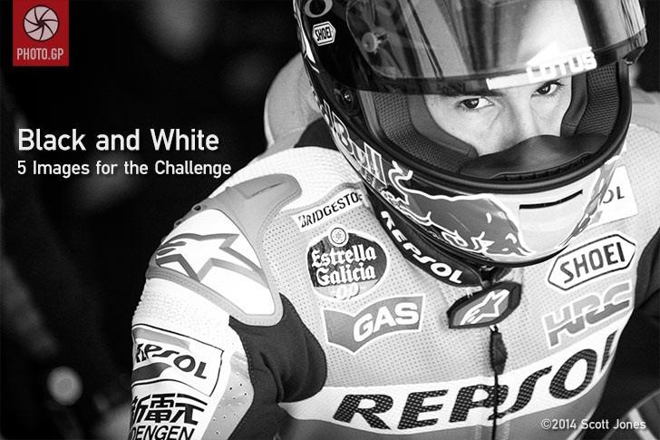 Marc Marquez pit lane Phillip Island 2014