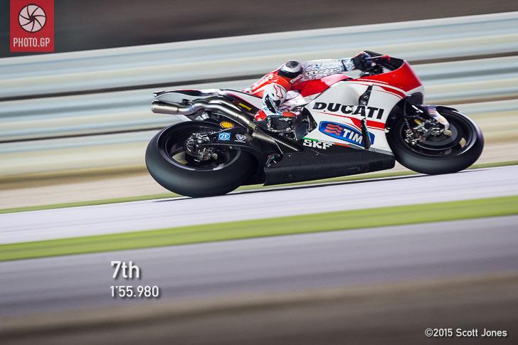 [GP] Qatar MotoGP-Losail-2015-Andrea-Dovizioso-Ducati