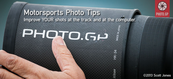 motorsport photography tips