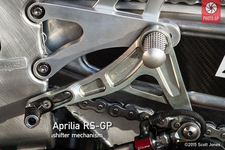 Aprilia MotoGP RS-GP 2015