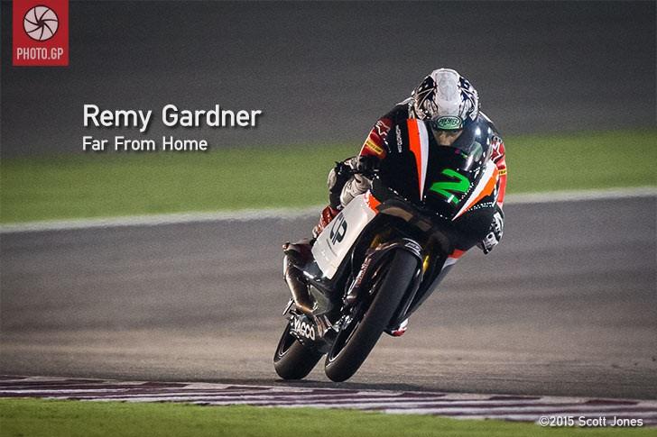 Remy Gardner Mahindra Losail Moto3
