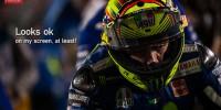 Valentino Rossi grid Losail 2015