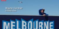 Wayne Gardner Melbourne Phillip Island 2014