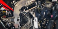 Aprilia RS-GP 2015 engine and gear box