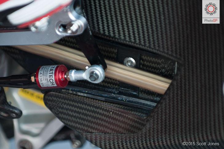 Ducati GP15 chain drive