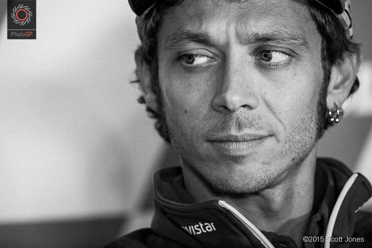 Valentino Rossi Assen 2015 press conference