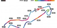 Yamaha telemetry map Assen