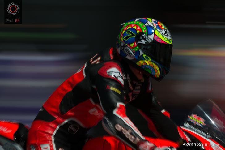 Chaz Davies Ducati WSBK 2015 Laguna Seca